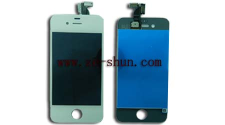 iphone 4G LCD+touchpad complete white